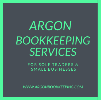 Argon Bookkeeping Services