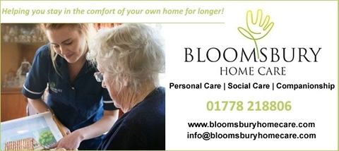 Bloomsbury Homecare Lincolnshire, Bourne