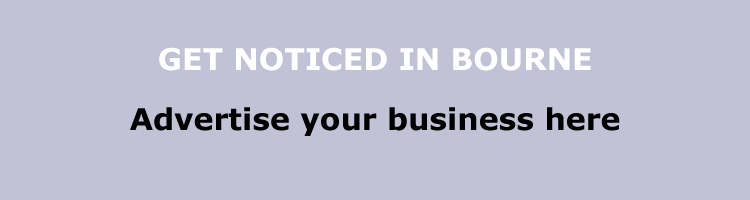 Advertise your business on The Bourne Website