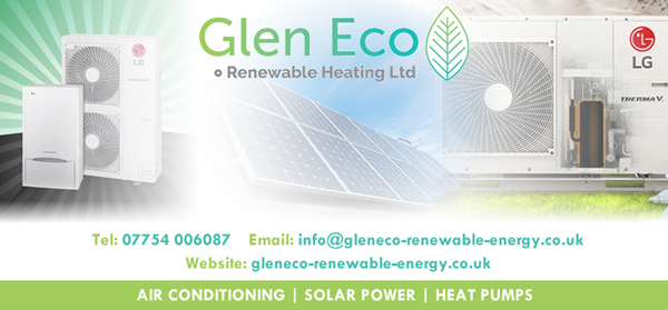 Glen Eco Renewable Heating Ltd, Bourne
