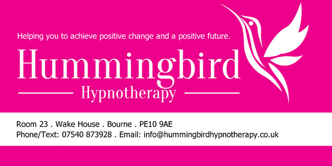 Hummingbird Hypnotherapy, Bourne