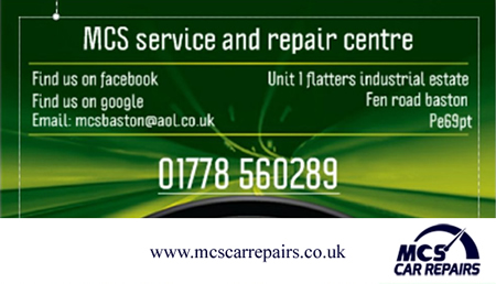 MCS Service and Repair Centre