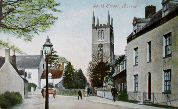 South Street, Bourne