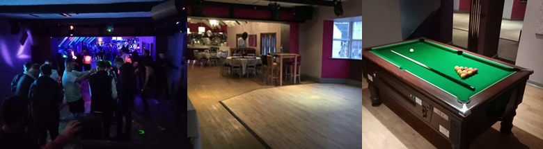 The Lounge Bar & Venue, Abbey Road, Bourne