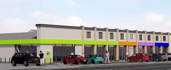 Former ATS Garage and Fenland Stores Plans