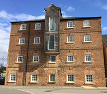 Wherrys Mill Apartments, Bourne