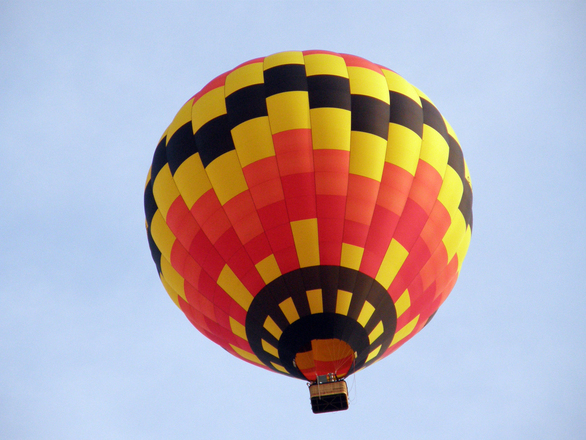 Hot Air Balloon Rides in Bourne