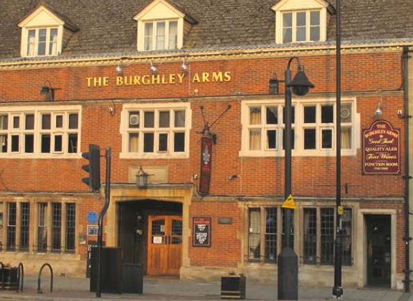 The Burghley Arms