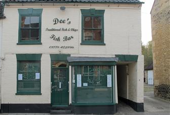 Dee's Fish Bar, Bourne