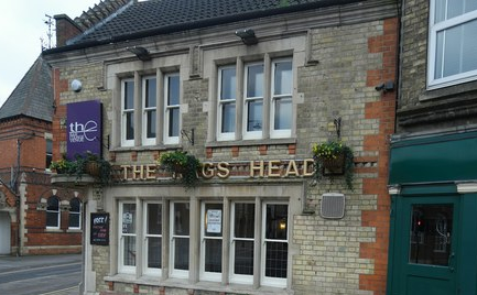 The Nags Head, Bourne