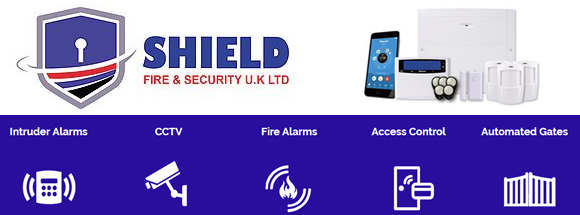 Shield Fire and Security, Bourne