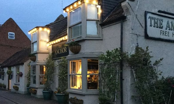 The Anchor Inn, Bourne
