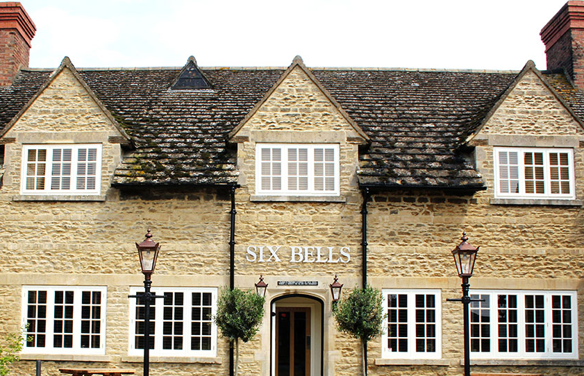 The Six Bells, Witham on the Hill