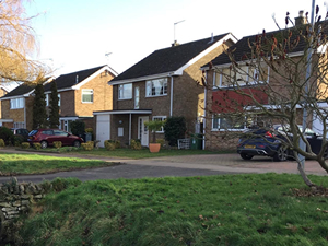 Housing in Bourne