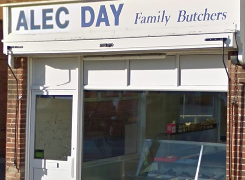 Alec Day Butchers, Bourne
