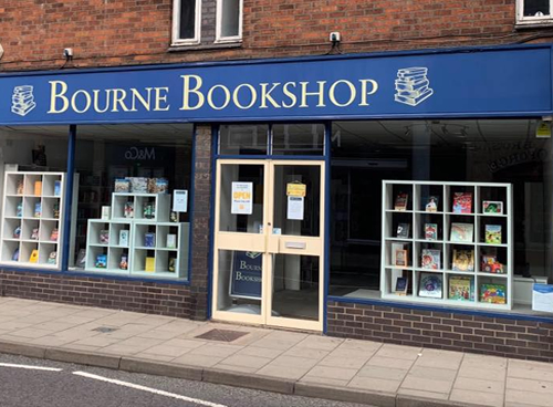 Bourne Book Shop, Bourne