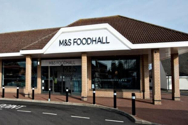 M&S Foodhall, Bourne