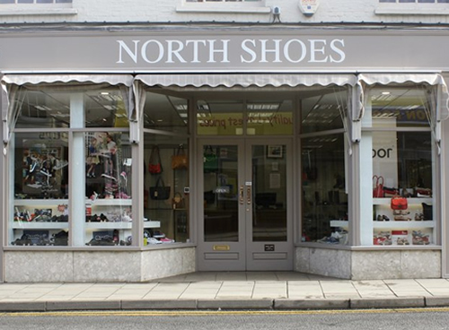 North Shoes, Bourne
