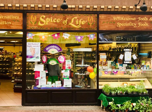 Spice of Life, Bourne